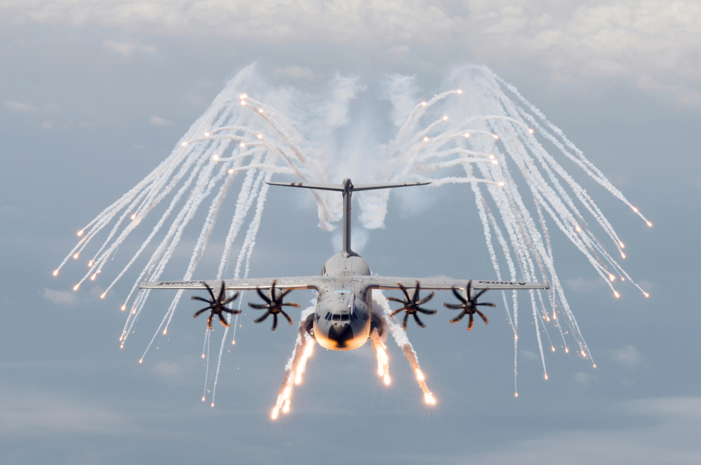 A400M Flares