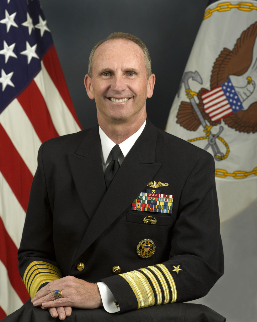 "Jonathan William ""Jon"" Greenert is a United States Navy Admiral currently serving as the 30th Chief of Naval Operations."