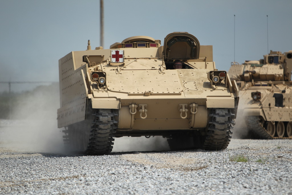 BAE Systems' AMPV capitalizes on the proven Bradley and Paladin designs