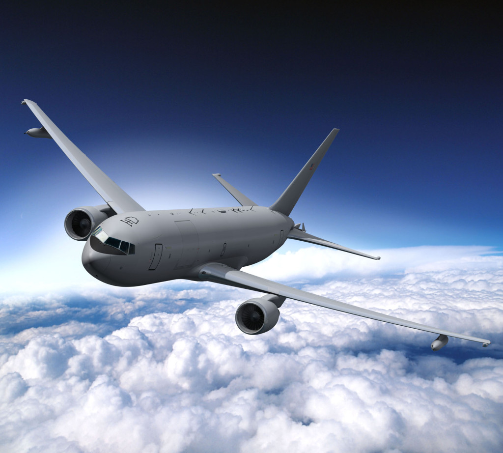 The KC-46A is intended to replace the United States Air Force's aging fleet of KC-135 Stratotankers and provides vital air refueling capability for the United States Air Force