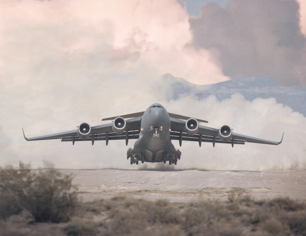 Advanced Fuel Efficient Tactical C-17