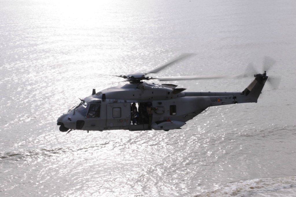 GSPA Helicopter