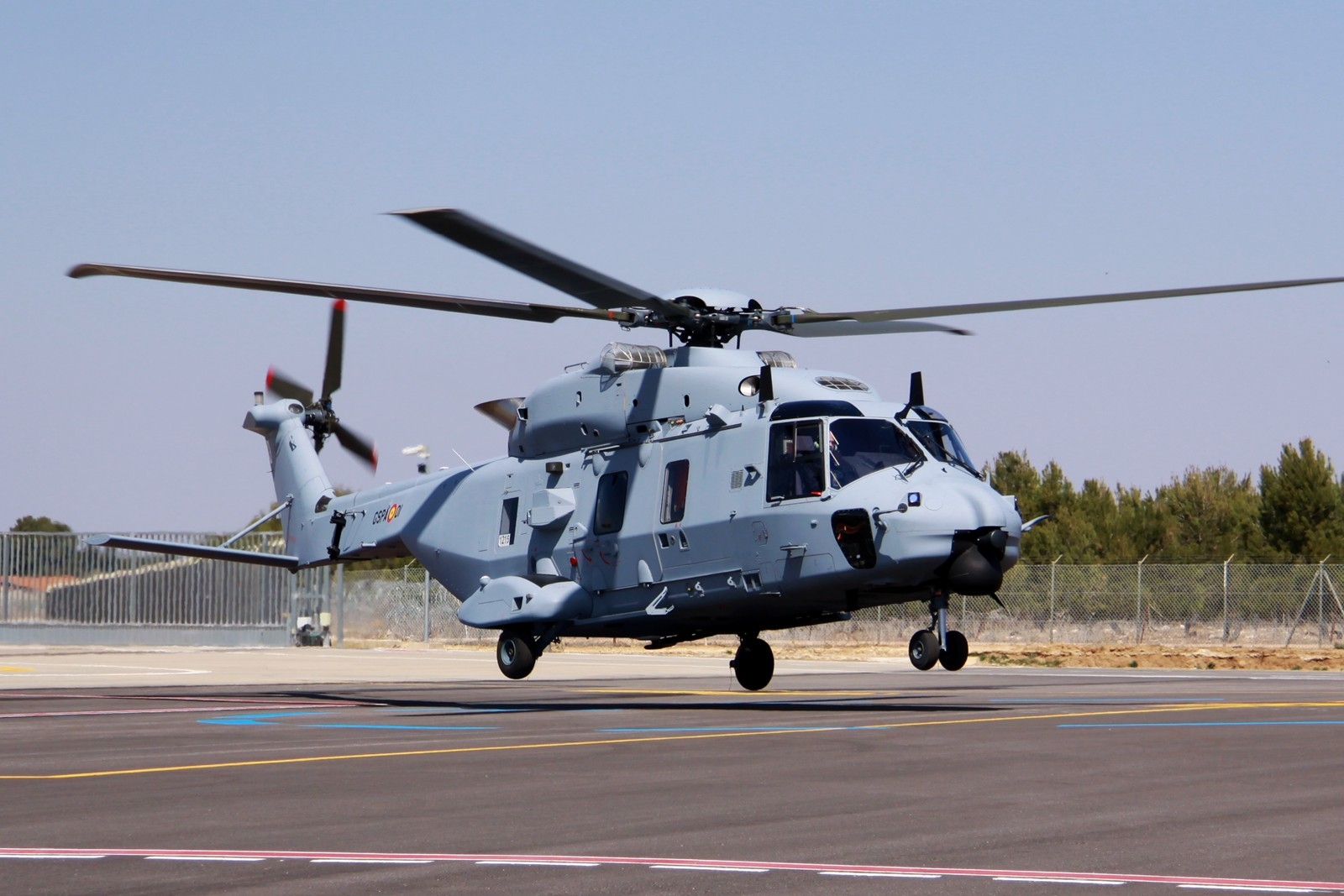 NH Industries NH90 TTH - Helicopter Database