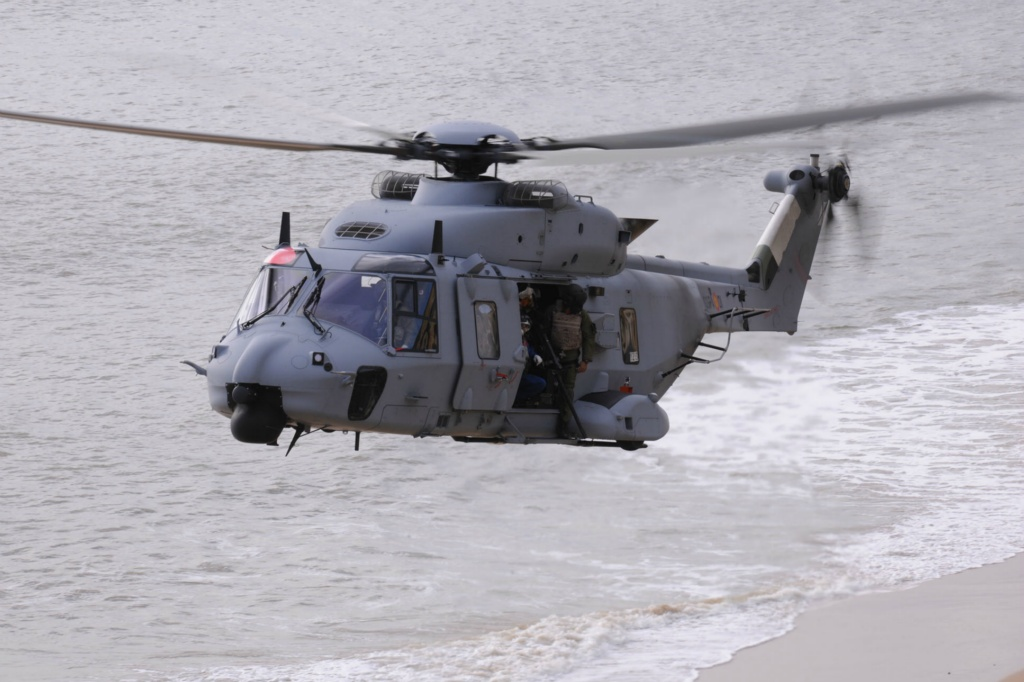Elicottero Nh90 : Nhindustries modern weapons