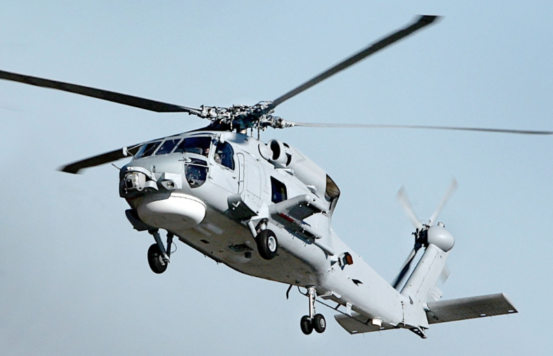 The Indian Navy has selected Sikorsky S-70B