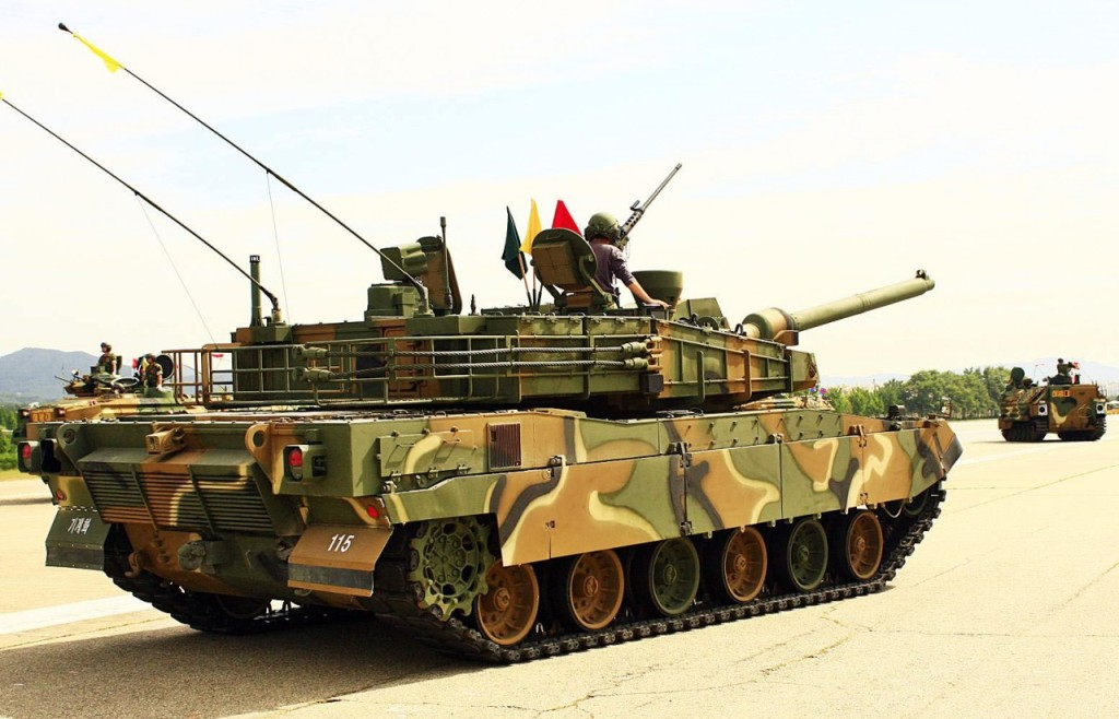 K2 MBT (Black Panther)