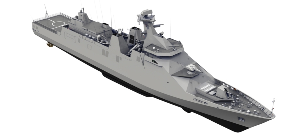 SIGMA 10514 PKR guided-missile frigate