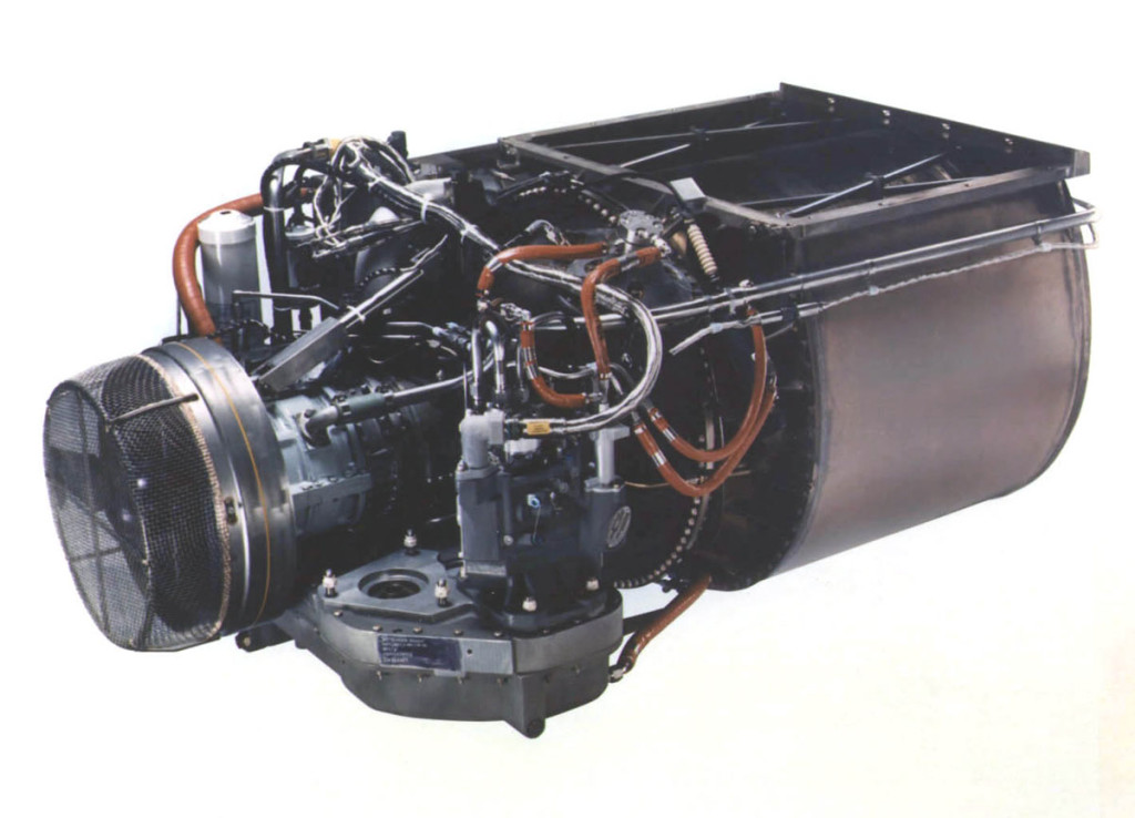 Honeywell's AGT1500 vehicular turbine engine is the proven power source for the M1 Abrams