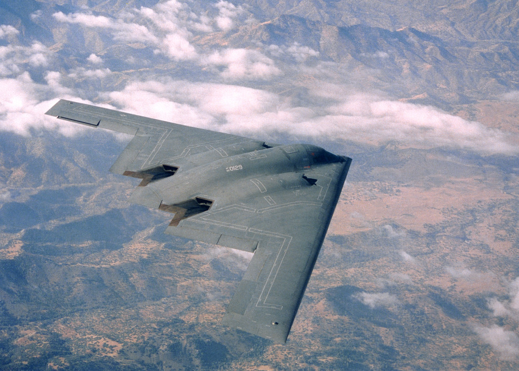 The U.S. Air Force's B-2 stealth bomber is a key component of the nation's long-range strike arsenal, and one of the most survivable aircraft in the world