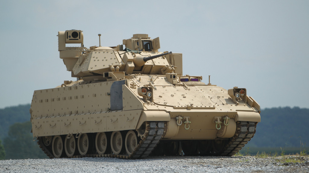 Infantry Fighting Vehicle Bradley A3