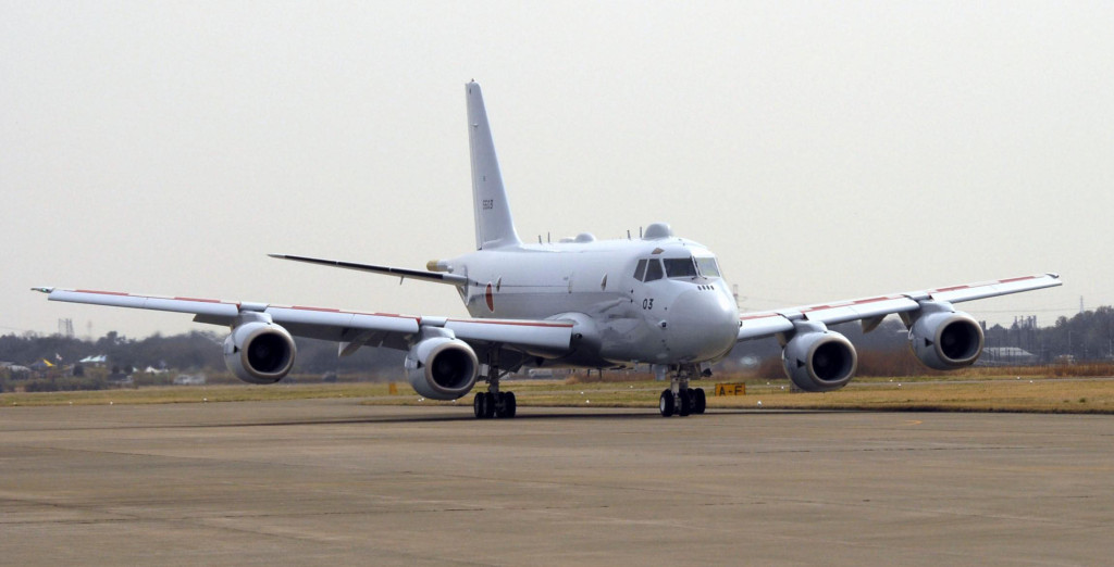 Kawasaki P-1 is handicapped by the high fuel consumption of its four jet engines, where maritime patrol aircraft generally have two turbofans (Boeing P-8) or two or four turboprops
