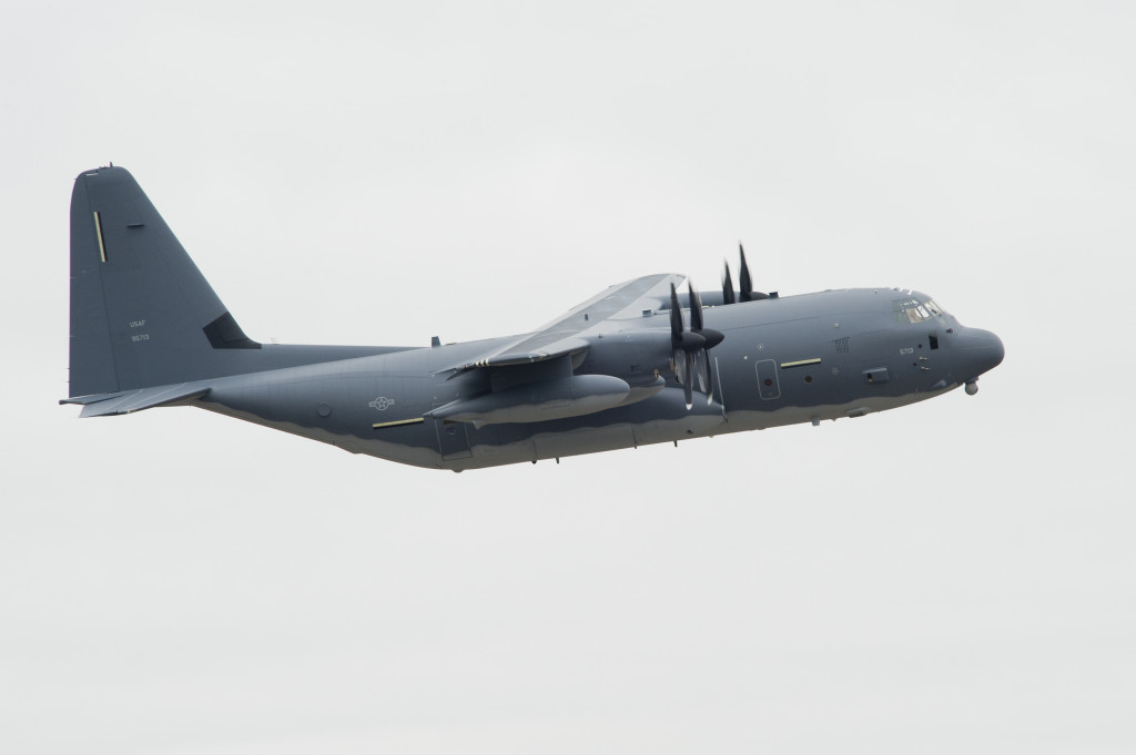 The MC-130J is a special operations versatile multi-mission tactical airlifter