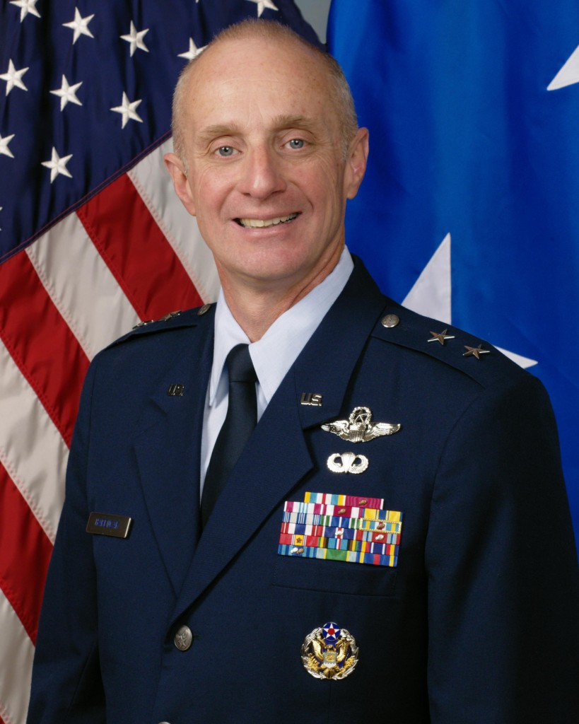Maj. Gen. Garrett Harencak is Assistant Chief of Staff for Strategic Deterrence and Nuclear Integration, Headquarters U. S. Air Force, Washington D.C. General Harencak is responsible to the Secretary and Chief of Staff of the Air Force for focus on Nuclear Deterrence Operations