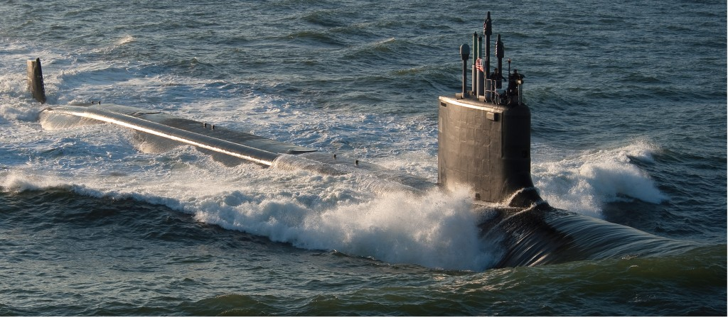 USS Minnesota (SSN-783) – Attack Submarine, Nuclear-powered