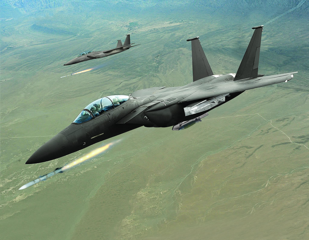 Boeing suggested F-15 Silent Eagle for the separate F-X Phase 3 fighter program
