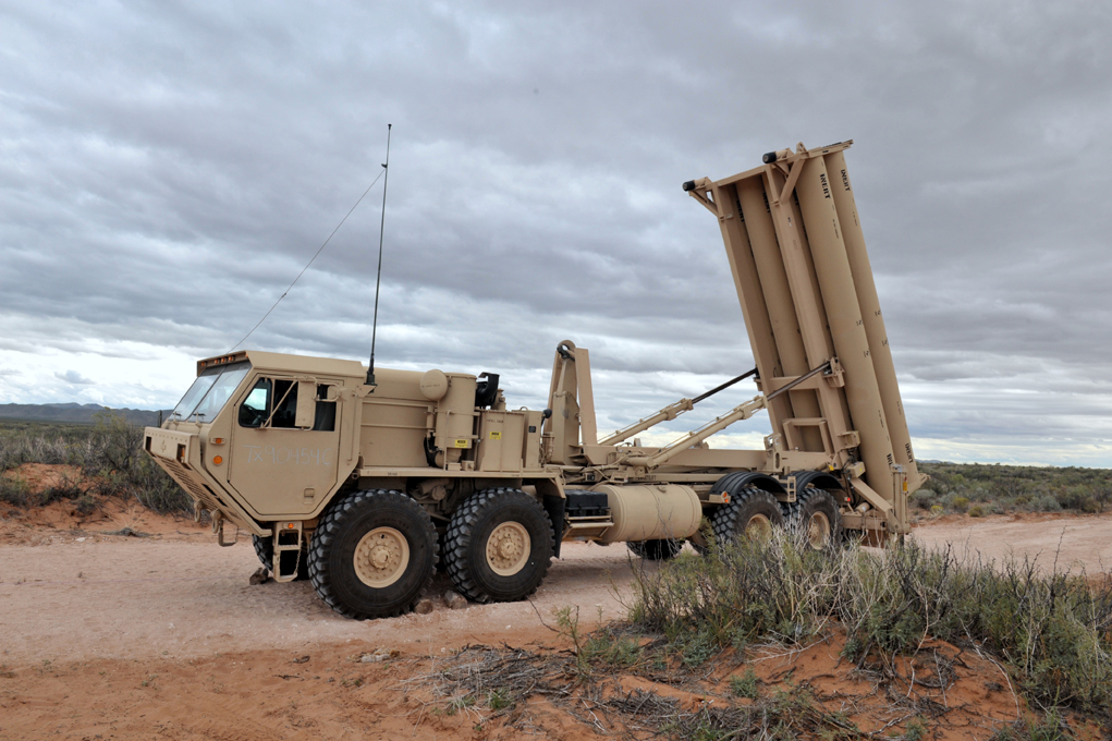 Launchers: Truck-mounted, highly mobile, able to be stored; interceptors can be fired and rapidly reloaded