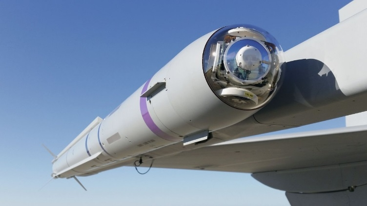 One important similarity with MBDA's AIM-132 ASRAAM is a streamlined design with few control surfaces, in order to minimize drag and maximize range
