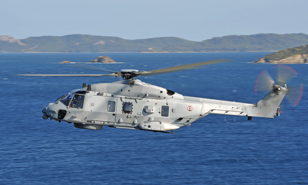 The NH90 NFH is the most modern and the best naval helicopter in its class