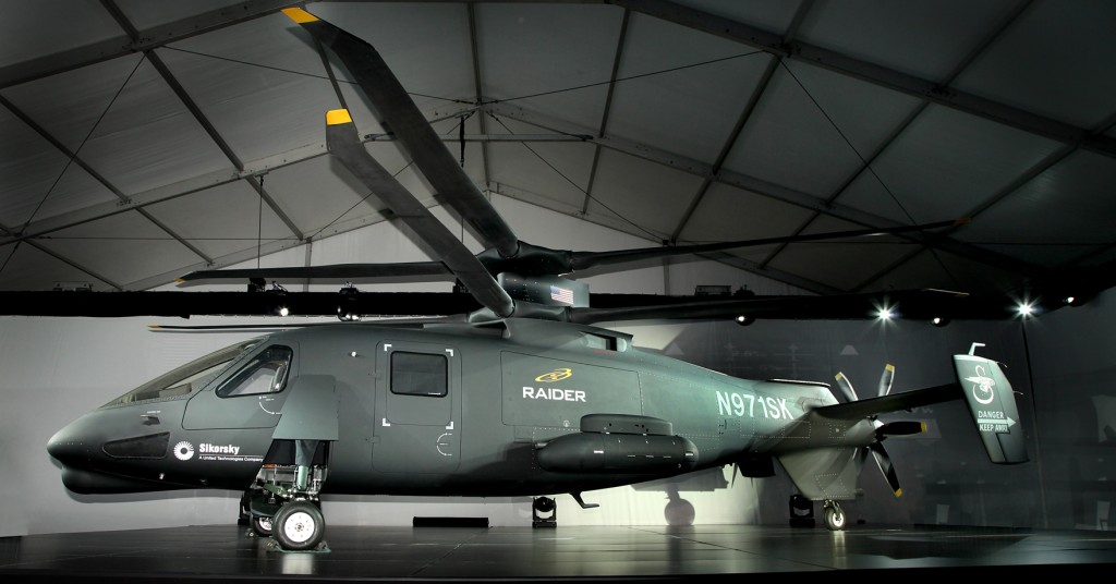 The Sikorsky S-97 Raider helicopter is poised to realize this vision and revolutionize next-generation military aviation