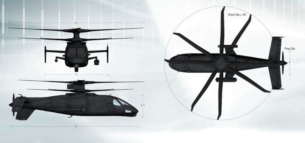 X2 technology is scalable to a variety of military missions including light assault, light attack, armed reconnaissance, close-air support, combat search and rescue, and unmanned applications