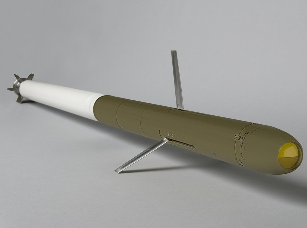 TALON is a low-cost, digital semi-active laser guidance and control kit that is mounted directly to the front of legacy 2.75-inch Hydra-70 unguided rockets