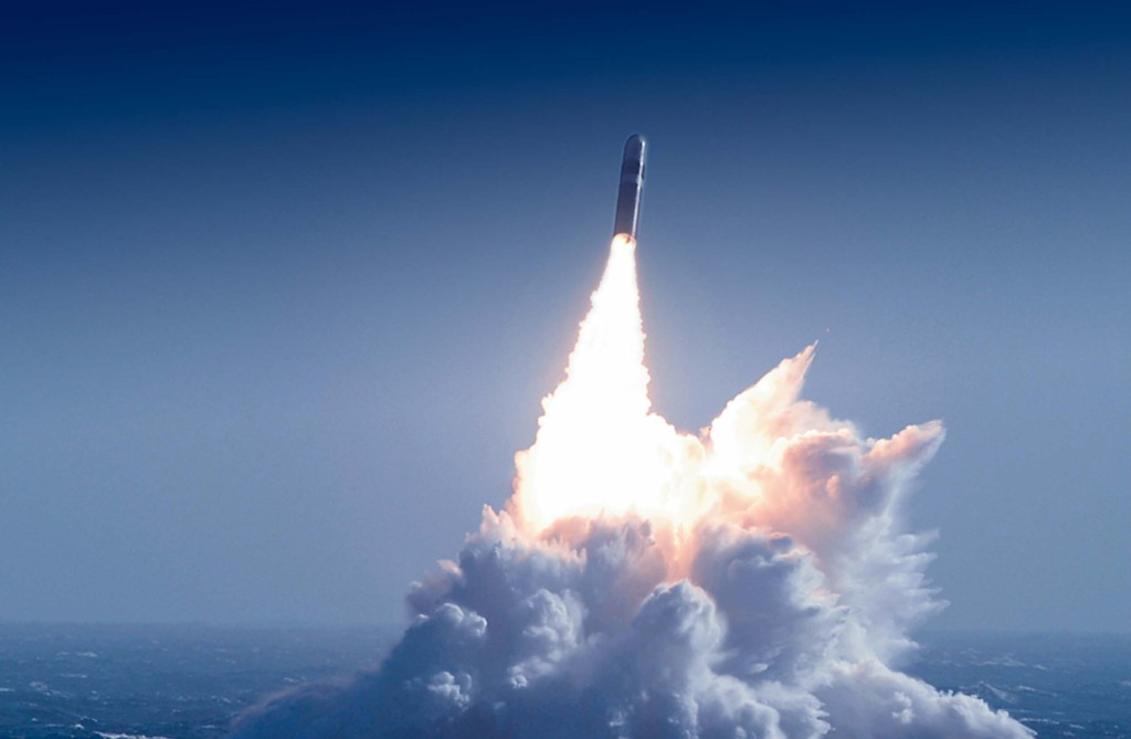 The Mark 5 MIRV can carry up to 14 W88 (475 kt) warheads