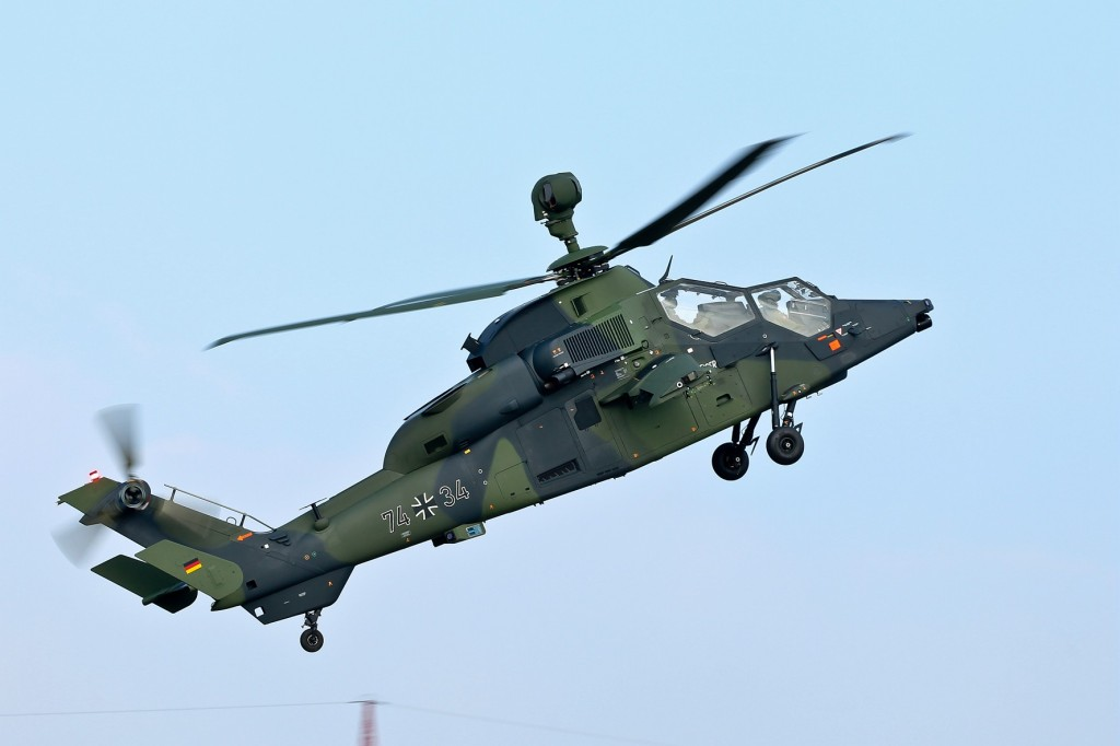 Tiger helicopter – the most accurate and lethal on the market
