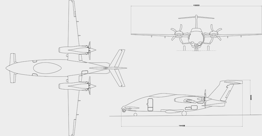 Medium Altitude Long Endurance ISR Unmanned Aerial System