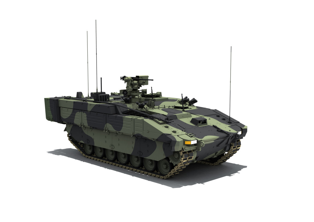 Protected Mobility Reconnaissance Support (PMRS) variant