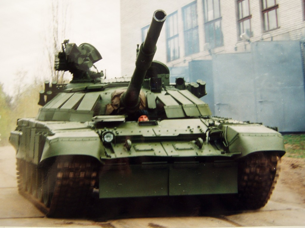 The concern is willing to modernize the old Ukrainian T-72 tanks and upgrade them up to the PT-91 Twardy standard