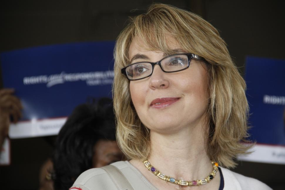 Former U.S. Rep. Gabrielle Giffords was gravely wounded in an assassination attempt in 2011