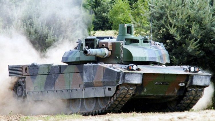 Nexter Systems originally built 254 Leclerc MBTs for the French Army