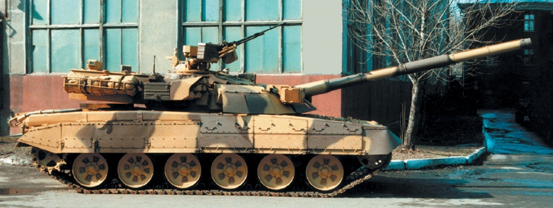 Polish side gave Ukrainian military a chance to test PT-91 samples in their proving ground