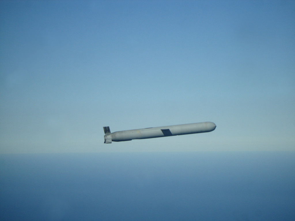 The latest variant (Tomahawk Block IV) includes a two-way satellite data-link that enables the missile to be retargeted in flight to preprogrammed, alternate targets