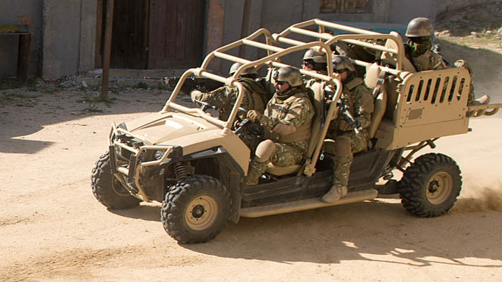 The contract supersedes a five-year blanket purchase agreement SOCOM and Polaris signed in 2013