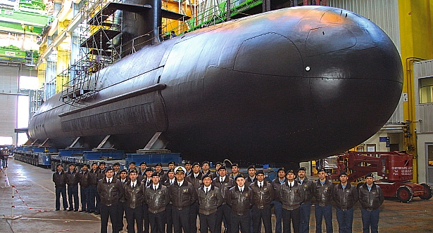 According to BBC, the Scorpene-class attack submarines will be delivered every nine months, with the last of the six subs inducted into the Navy by 2018