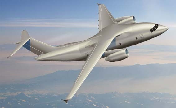Pilots for AN-178 will be trained in the Flight Crews Training of ANTONOV Company