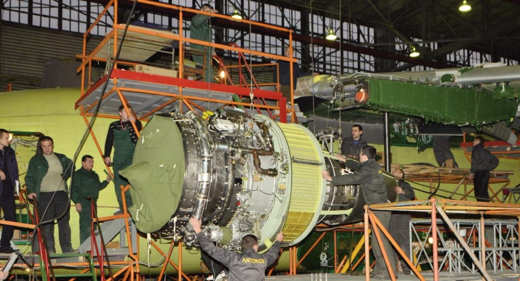 D-436-148FM mid-flight engines to be installed on the AN-178 are further development of a power plant, applied on the AN-148 and AN-158