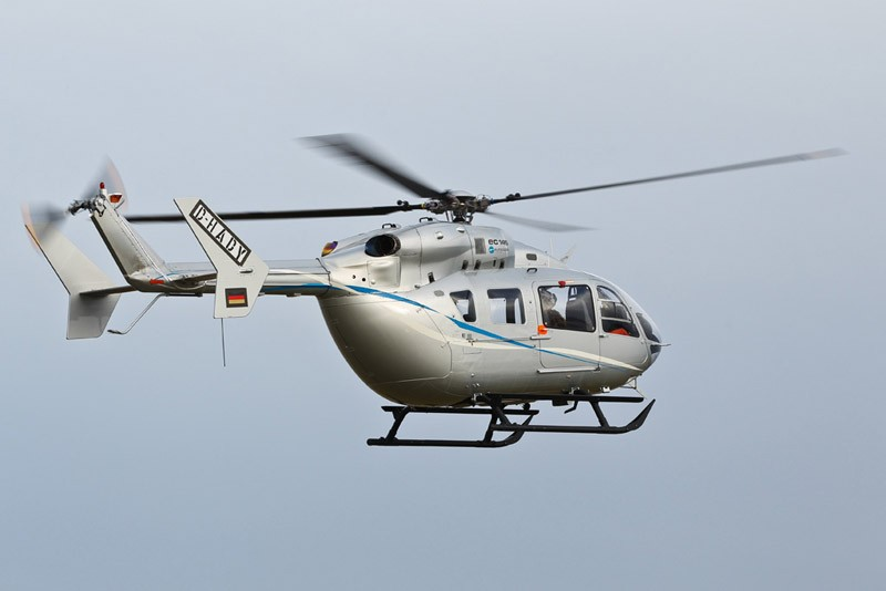 Compared to other rotorcraft in its range, the EC145 offers a significantly larger cabin that features excellent outside visibility for pilots, crew and passengers