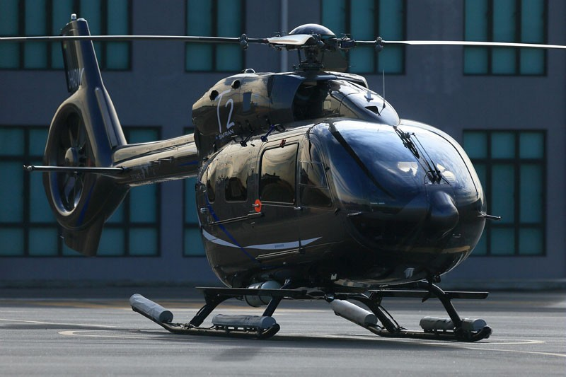 Powerful multi-role helicopter, the H145 combines advances cockpit design, modern avionics, 4-axis autopilot and the Fenestron tail rotor