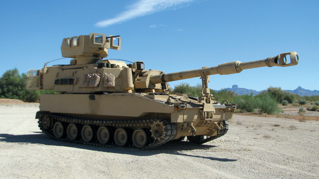 Extended range: 30 km/18.6 miles with High Explosive – Rocket Assisted Projectile (HE RAP) and M203 propellant