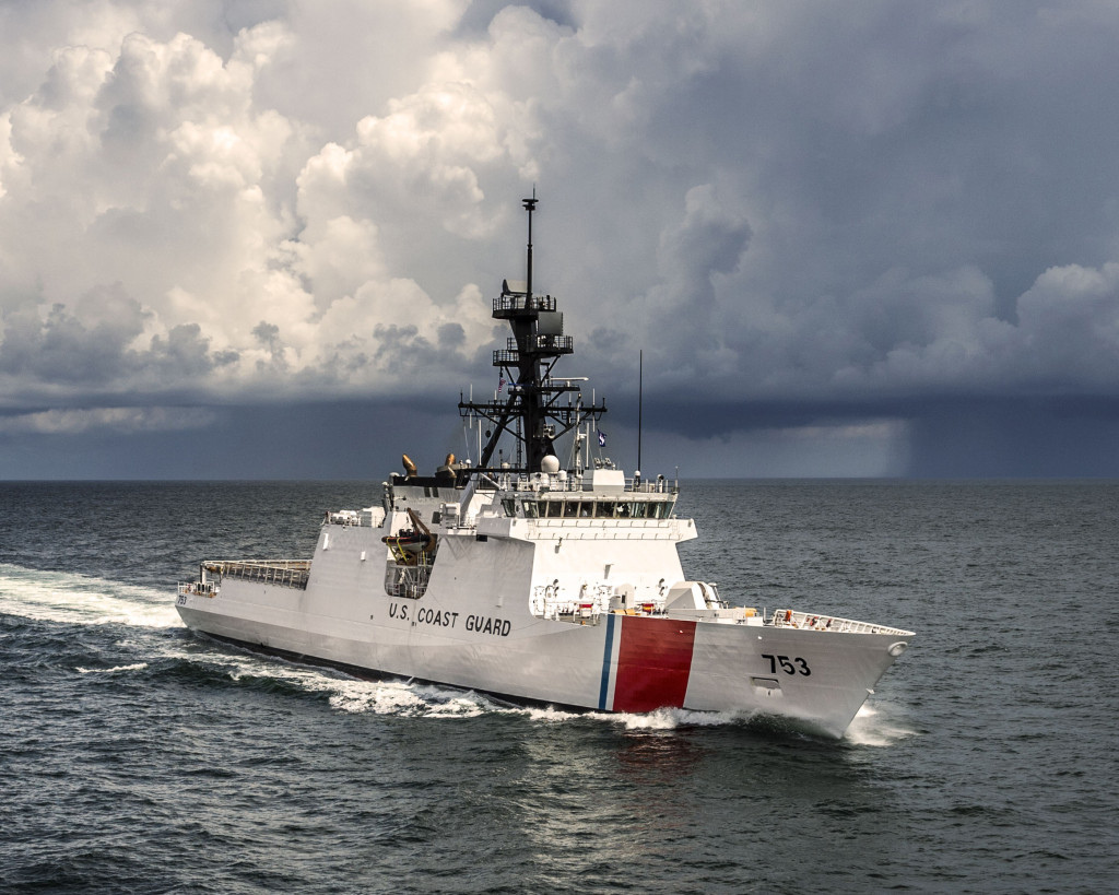 The National Security Cutter is the first new design for the service in 20 years, and features enhanced capabilities that will allow the eight-ship class to replace 12 aging high-endurance cutters that have been in service for 40 years