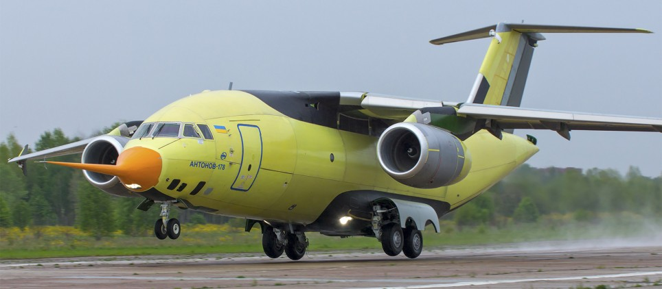 Being a representative of the family of regional aircraft, already known worldwide, the AN-178 is also being considered as a basic platform for designing of a number of modifications of civil and military destinations