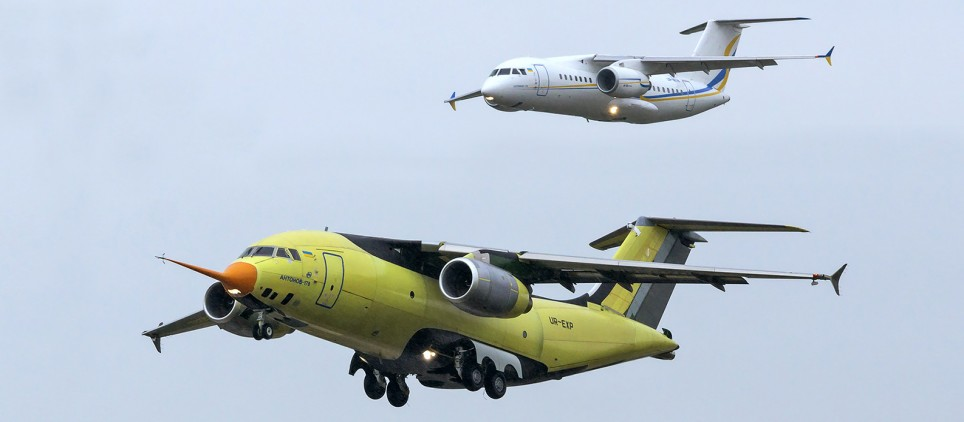 While the AN-178 designing, requests of both commercial airlines and military aircraft operators including Ministry of Defence (MoD) of Ukraine were taken in account