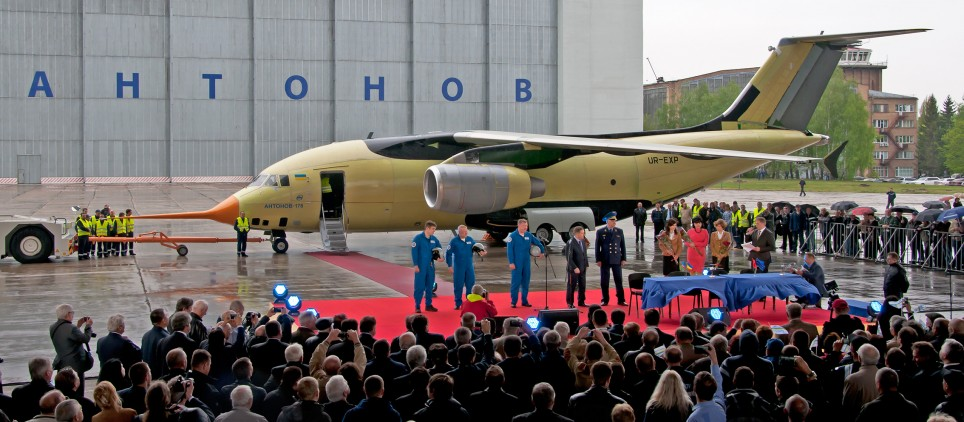 The AN-178, created on the basis of wide ANTONOV experience in the field of transport aircraft design in combination with the newest aviation technologies in the world, is the further development of the AN-148/AN-158 family of regional jets of different purposes