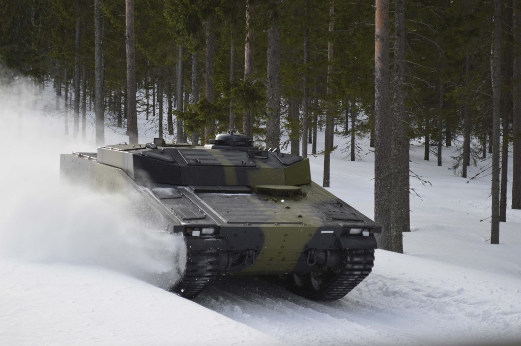 F1 technology adapted to Armoured Combat Vehicles by BAE Systems
