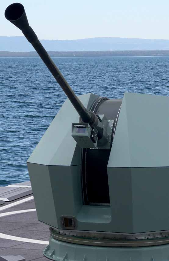The system is vital for defence against hostile ships, attack aircraft, anti-ship missiles and shore targets