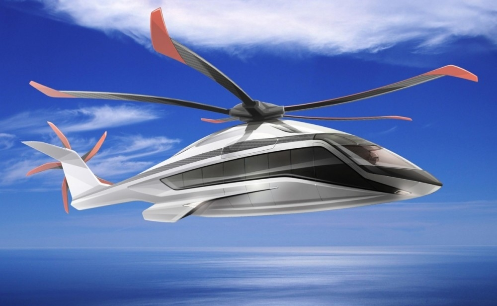 Airbus Helicopters launches X6 concept phase, setting the standard for the future in heavy-lift rotorcraft