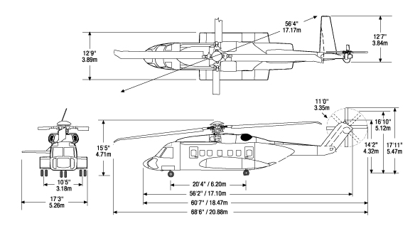 The new CH-148 Cyclone, in its final configuration, will be a leading maritime helicopter at the forefront of modern technology