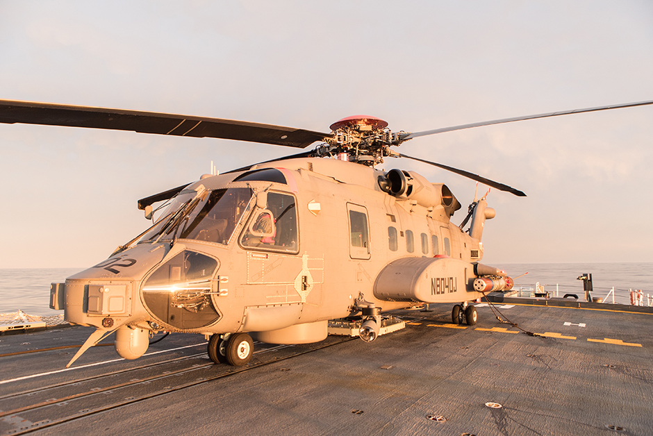 MHP has a contract in place to supply 12 Canadian – Recovery, Assist, Secure and Traverse Systems (formerly known as Helicopter Hauldown Rapid Securing Devices) for the 12 Halifax-class ships in service with the Canadian Armed Forces